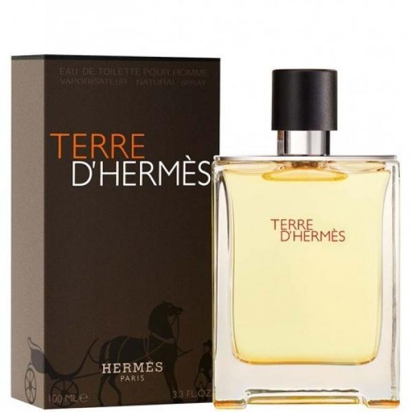 Hermes Terre d'Hermes Туалетная вода
