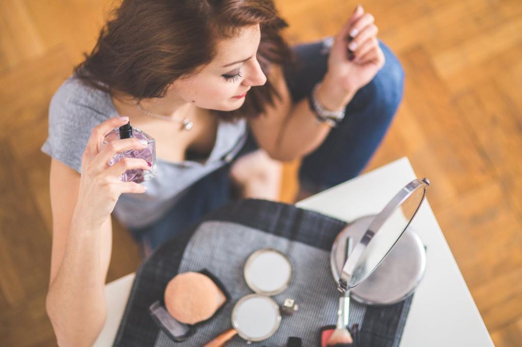 топ 10 ароматов для женщин